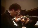 Itzhak Perlman tocando La ronde des lutins