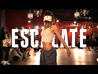 Tsar B - Escalate ( Choreography by Alexander Chung )