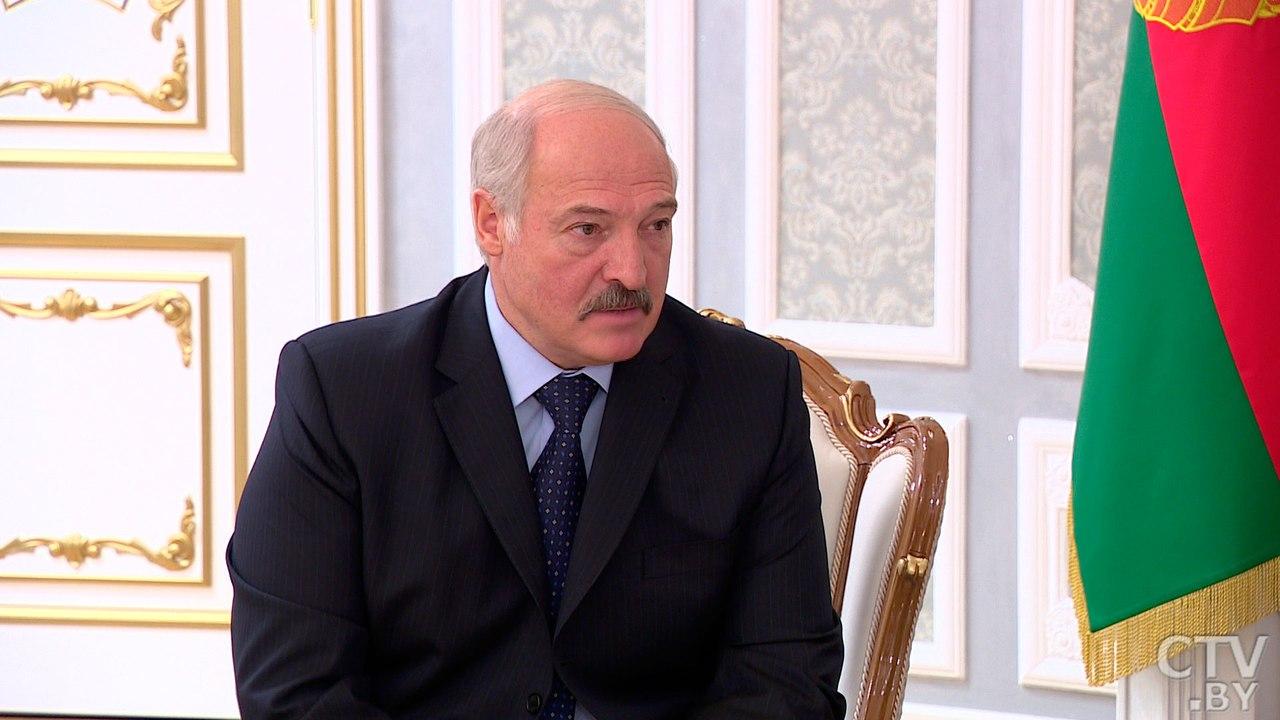 Мы раскрываем новейшую страничку отношений сГерманией— Лукашенко