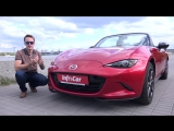 Mazda MX5 - тест-драйв InfoCar.ua