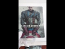 Steelbook Movie Clip of the Captain America First Avenger [KImchiDVD]