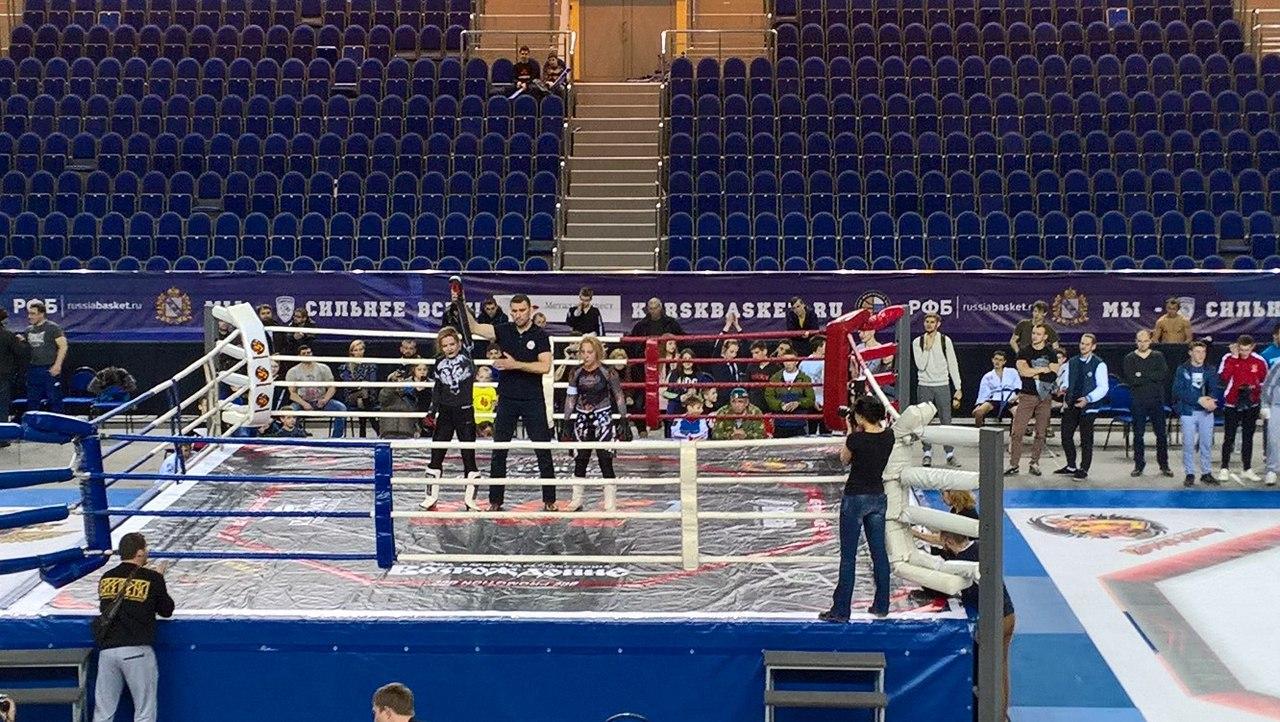 В Курске на турнире «ВЫСОТА 776» впервые выступили девушки