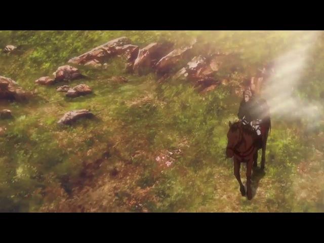 Shingeki No Kyojin / Атака Титанов / Вторжение Гигантов 2 Сезон 12 Серия (37) (KANSAI)