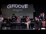 Open side wild card 2 Firebac vs JayGee 20161127 Being on our grooving Vol.4