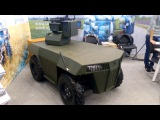 Беспилотная роботизированная платформа