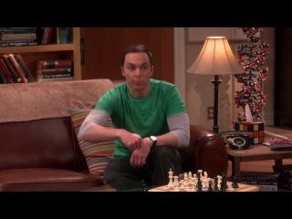 Отрывок №3 сериала «Теория большого взрыва — The Big Bang Theory». Сезон 10 Серия 13.