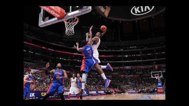 NBA Double Alley Oops