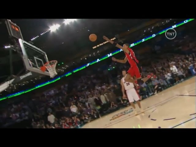 Jamario Moon - 2008 NBA Slam Dunk Contest