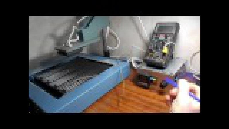ИК паяльная станция своими руками - Часть 1(Обзор)