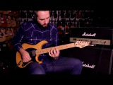 CORT HBS-II Hiram Bullock Signature - Guitar Demo