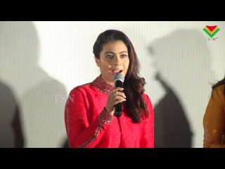 Velaiilla Pattadhari 2 movie press meet in chennai | Kajol, | Dhanush