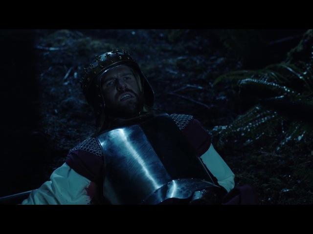King Arthur fighting The Black Knight (Damien Darhk) | Legends of Tomorrow S05E12