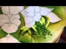 Pintura en tela pensamientos 1 con cony