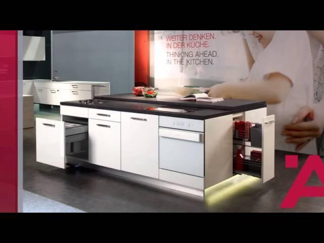 Häfele Interzum 2013 Kitchen