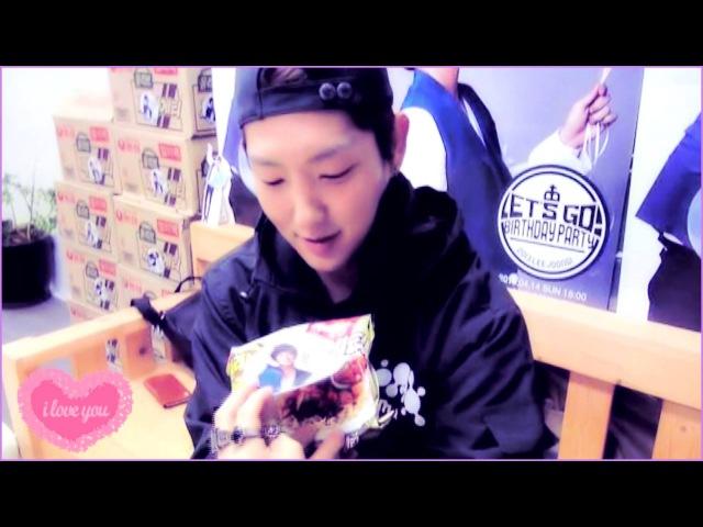 [HD]Lee Junki-St. Valentine's day ❤Marry Me❤