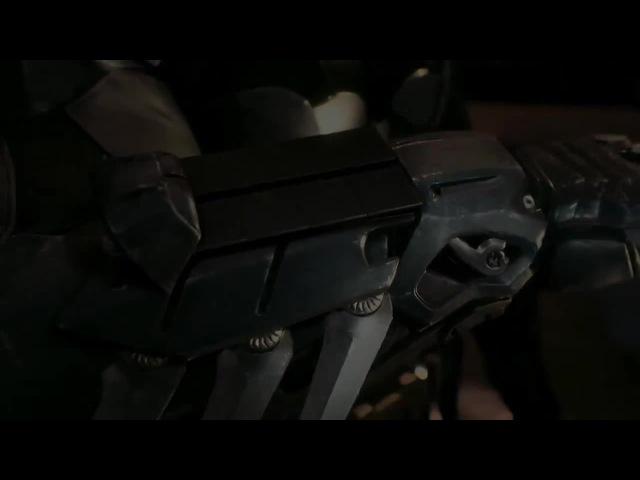Batman Armored Suit (Arkham Knight)