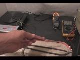 Поиск свободной энергии 9 осциллограф