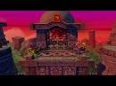 Crash Bandicoot N.Sane trilogy: CB1 - green gem easy lives