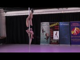 Ломовцева Марианна - Catwalk Dance Fest VIIl [pole dance, aerial] 30.04.17.