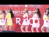 [JIN] 170401 러블리즈(Lovelyz) 박명은(JIN) 아츄 직캠 KRX 2017 BULLS RACE