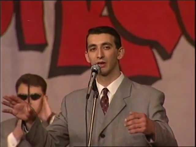 Армянская лига КВН Фестиваль 1998 Армянский Проект и сборная игроков 1993 года