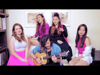 High Hill - Hot Pink Acoustic (EXID) ft Caie Masseran