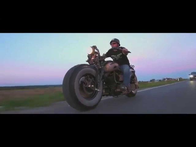 Pierwszy na świecie wytatuowany motocykl dokument