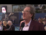 Pirates of the Caribbean Dead Men Tell No Tales US PREMIERE SOUNDBITES GEOFFREY RUSH