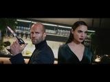 Wix.com Big Game Ad with Jason Statham & Gal Gadot