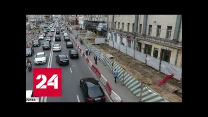 Новый облик Москвы меняет бизнес-климат: рестораторы несут убытки в зонах благо...