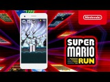 Introductory video to the new features in Super Mario Run