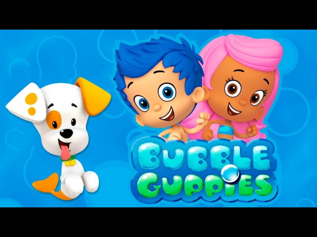 Bubble Guppies: Bubble Puppy's Treat Pop. Game for kids.