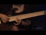 """Yvette Young plays """"Hydra"""" live on EMGtv"""