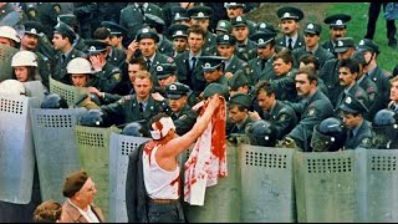 Гарачая вясна 1996 году (масавыя і крывавыя акцыі пратэсту) Сведкі | Протесты оппозиции 1996