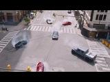 Форсированный монстр под капотом Plymouth Roadrunner GTX 440 Форсаж 8 (2017) сцена 57 HD