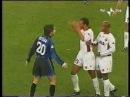 2001 02 28a 24 03 2002 INTER Roma 3 1 Recoba Vieri Totti Recoba Servizio
