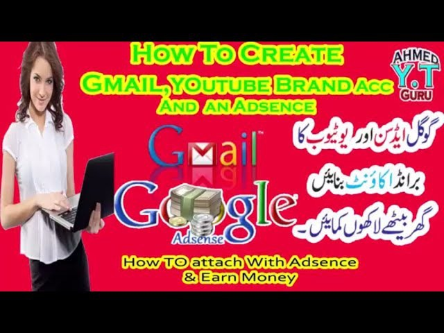 Online paise kamane ka tarika|G mail account banany ka trika|youtube channel tutorial in urdu /hindi