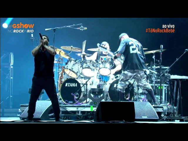 SHOW COMPLETO de System Of A Down no Rock in Rio Brasil 2015 AO VIVO HD