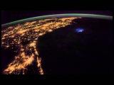 ISS Timelapse - Thunderstorms near East Coast (17 Luglio 2015)