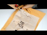 Otketo - How to make In the hoop toy / Машинная вышивка - игрушки в пяльцах / Brother pr 655