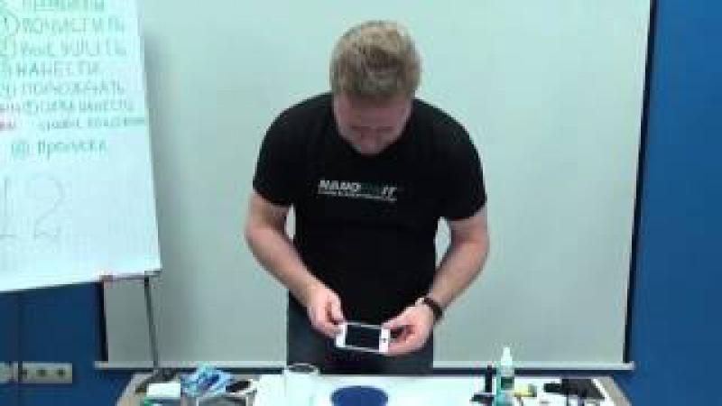 Маркетинг и фишки NanoFixit Titanium
