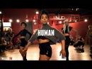 SEVDALIZA HUMAN Choreography by Galen Hooks Filmed by @TimMilgram