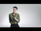 170515 EXO LAY @ Huawei Nova 2 张艺兴 Zhang Yixing LAY Quick QA