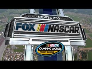 2017 NASCAR Camping World Truck Series - Round 19 - Talladega 250
