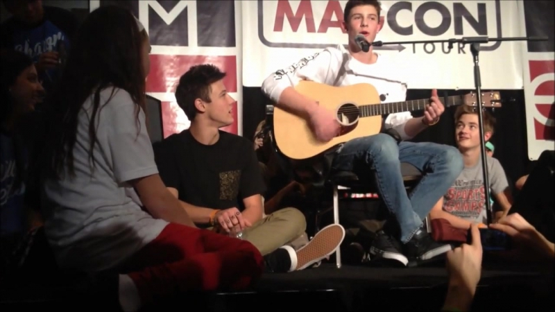 Cameron Dallas Song by Shawn Mendes ft. Jack Gilinsky.