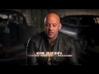 The Fate of the Furious -
