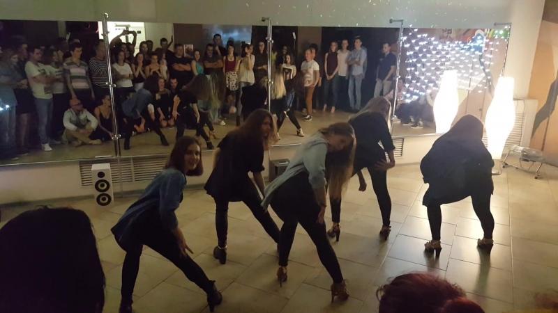 Dancehall High-Hills Choreo by LiZet | Rihanna - Said it | Salsa Picante