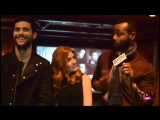 Exclusive Interview with the Shadowhunters Cast