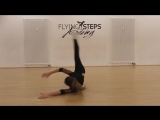 Cindy Martinez aka Minzy - one of the best b-girls of the world - flying through walls!