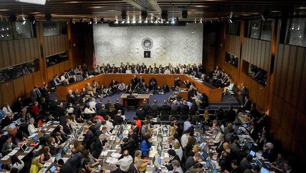 Конгресс США представил законопроект по новым санкциям против России